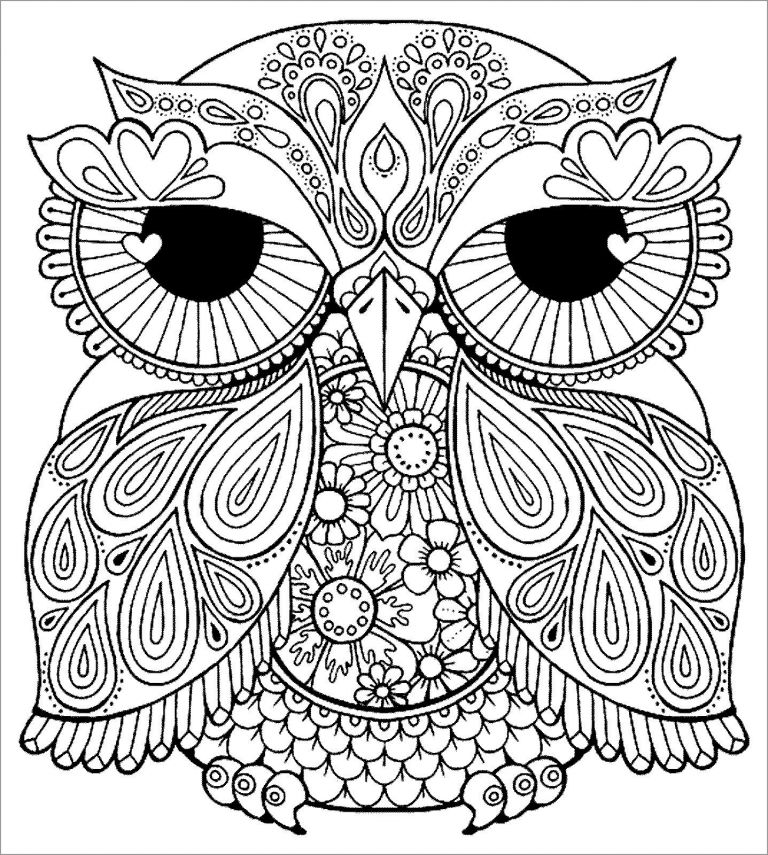 mandala-zentangle-owl-coloring-pages-768